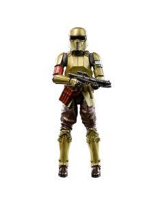 Star Wars The Mandalorian Black Series Carbonized figurine 2021 Shoretrooper 15 cm