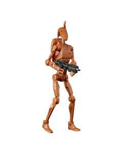 Star Wars The Clone Wars Vintage Collection figurine 2022 Battle Droid 10 cm