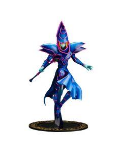 Yu-Gi-Oh! statuette PVC ARTFX J 1/7 Dark Magician 30 cm --- EMBALLAGE ENDOMMAGE