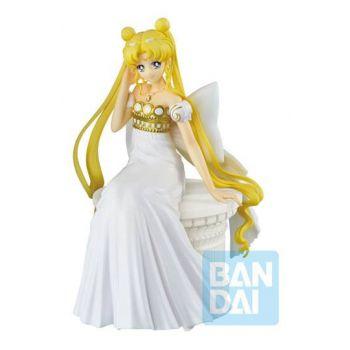 Sailor Moon Eternal statuette Ichibansho Princess Serenity (Princess Collection) 13 cm