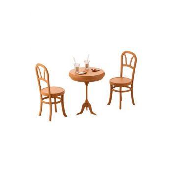 Sousai Shojo Teien accessoires 1/10 After School Cafe Table 8 cm