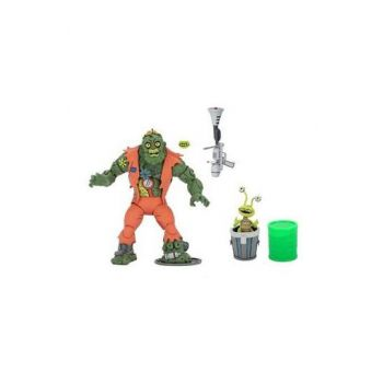 Les Tortues ninja figurine Ultimate Muckman 18 cm