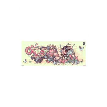 Marvel impression Art Print Venom: The Symbiote Stroll by Tien Hee 76 x 36 cm - non encadrée