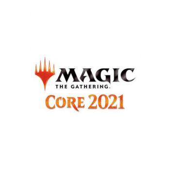 Magic the Gathering Core Set 2021 présentoir boosters de draft (36) *RUSSE*