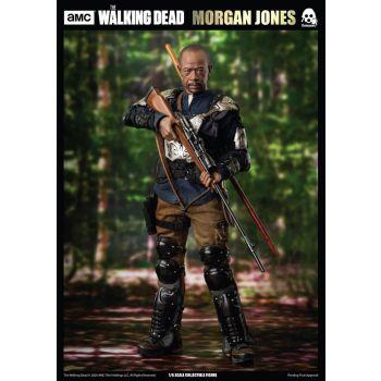 The Walking Dead  figurine 1/6 Morgan Jones 30 cm