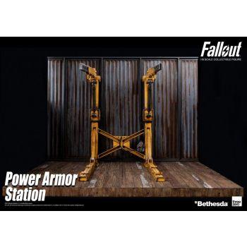Fallout accessoires pour figurines 1/6 Power Armor Station 70 cm