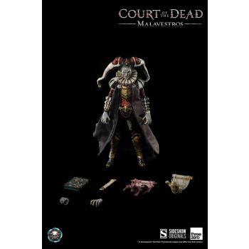 Court of the Dead figurine 1/6 Malavestros 26 cm