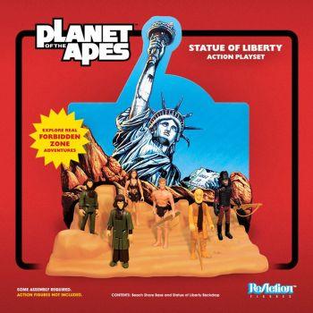La Planète des singes playset Statue of Liberty SDCC 2018