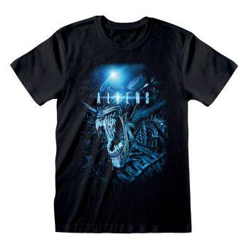Aliens T-Shirt Key Art