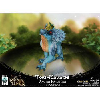 Monster Hunter statuette PVC Tobi-Kadachi 10 cm