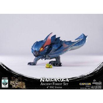 Monster Hunter statuette PVC Nargacuga 10 cm