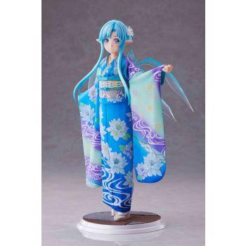 Sword Art Online : Alicization - War of Underworld statuette PVC 1/7 WAHOO! Asuna Undine Kyoyuzen V.