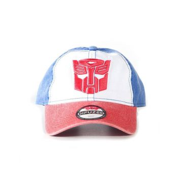 Transformers casquette Baseball Autobots