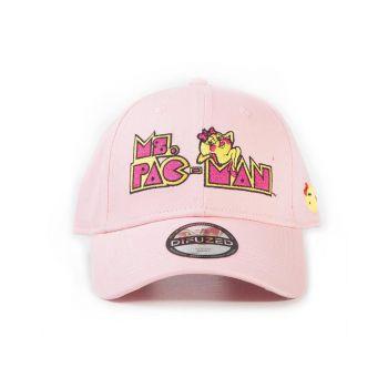 Pac-Man casquette Baseball Ms. Pac-Man