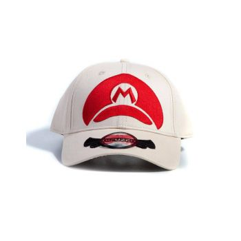 Nintendo casquette baseball Super Mario Minimal