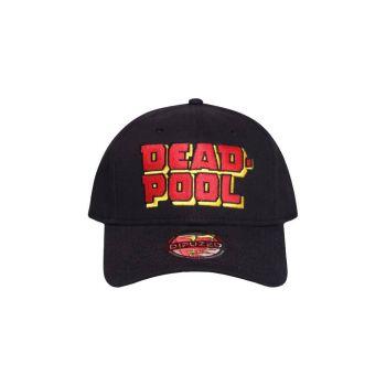 Deadpool casquette hip hop Big Letters