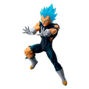 Dragon Ball statuette PVC Ichibansho Super Saiyan God Super Saiyan Vegeta 13 cm