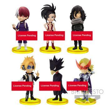 My Hero Academia assortiment figurines WCF ChiBi 7 cm Vol. 2 (28)