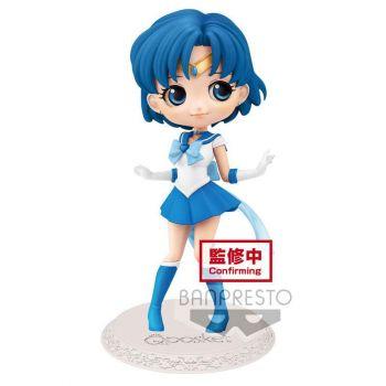 Sailor Moon Eternal The Movie figurine Q Posket Sailor Mercury Ver. A 14 cm
