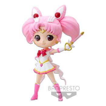 Sailor Moon Eternal The Movie figurine Q Posket Super Sailor Chibi Moon Kaleidoscope Ver. 14 cm