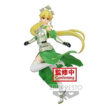 Sword Art Online statuette Espresto est-Dressy and motions-The Earth Goddess Terraria Leafa 19 cm