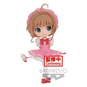 Cardcaptor Sakura Clow Card figurine Q Posket Sakura Kinomoto Ver. B 14 cm