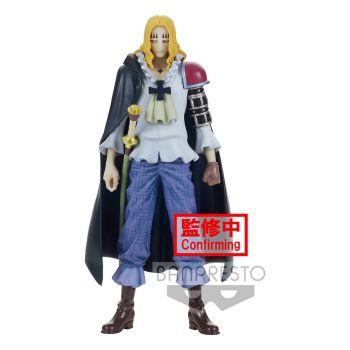 One Piece statuette PVC DXF Grandline Men Basil Hawkins (Wano Kuni) 17 cm