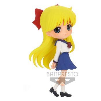Sailor Moon Eternal The Movie figurine Q Posket Minako Aino Ver. A 14 cm
