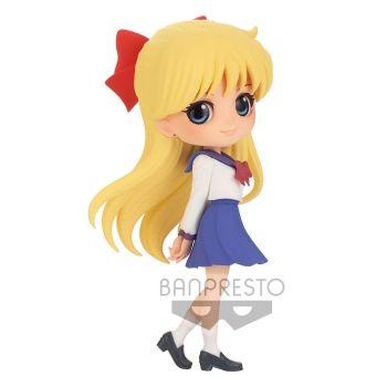 Sailor Moon Eternal The Movie figurine Q Posket Minako Aino Ver. B 14 cm
