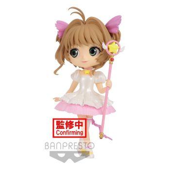 Cardcaptor Sakura Sakura Card figurine Q Posket Sakura Kinomoto Ver. B 14 cm