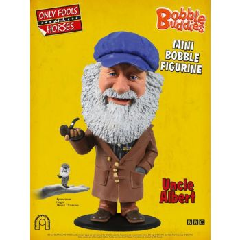 Only Fools and Horses Bobble Head Uncle Albert 7 cm