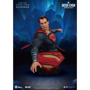 Justice League buste PVC Superman 15 cm