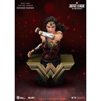Justice League buste PVC Wonder Woman 15 cm