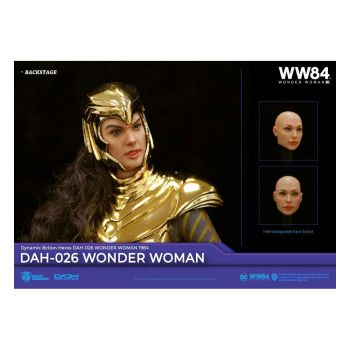 Wonder Woman 1984 figurine Dynamic Action Heroes 1/9 Wonder Woman 21 cm