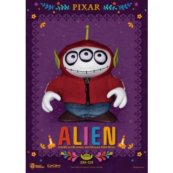 Toy Story figurine Dynamic Action Heroes Alien Remix Miguel (Coco) 16 cm