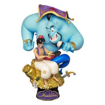 Disney Class Series diorama PVC D-Stage Aladdin New Version 15 cm