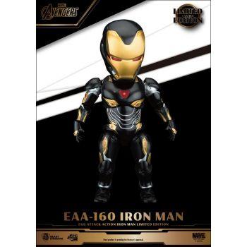 Avengers Infinity War Egg Attack figurine Iron Man Mark 50 Limited Edition 16 cm