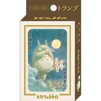 Mon voisin Totoro jeu de cartes à jouer