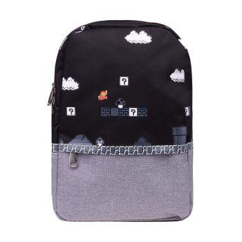 Super Mario sac à dos 8-bit Placed Print