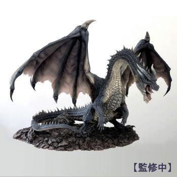 Monster Hunter statuette PVC CFB Creators Model Fatalis 32 cm