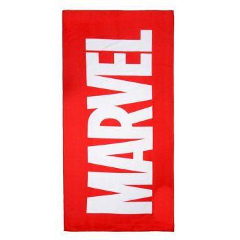 Marvel serviette de bain Marvel Logo 140 x 70 cm