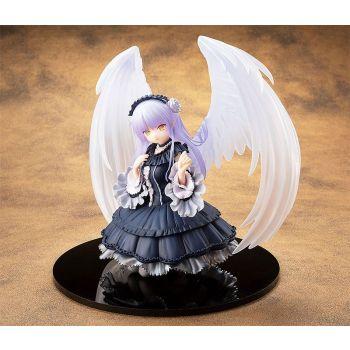 Angel Beats! statuette PVC 1/7 Kanade Tachibana Key 20th Anniversary Gothic Lolita Ver. 18 cm