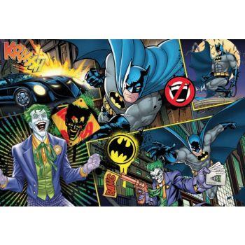 DC Comics Supercolor puzzle Batman (104 pièces)