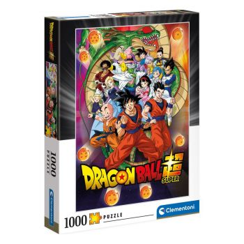 Dragon Ball Super puzzle Characters (1000 pièces)