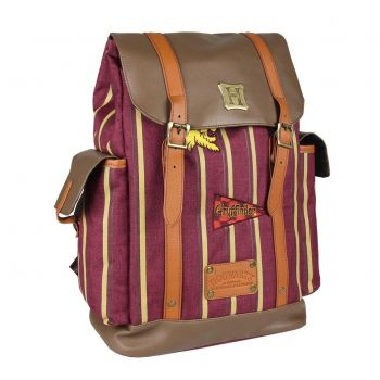 Harry Potter sac à dos Hogwarts Rayures