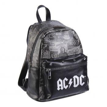AC/DC sac à dos simili cuir Collage