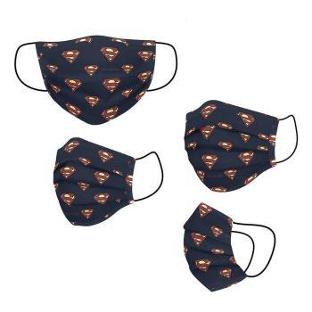 Superman Masque en tissu Logo