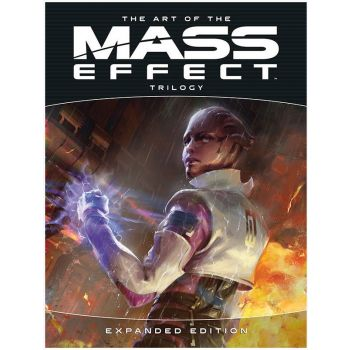 Mass Effect art book The Art of the Mass Effect Trilogy: Expanded Edition *ANGLAIS*