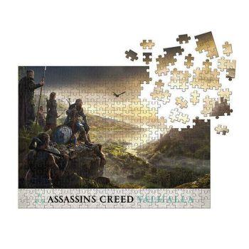Assassin's Creed Valhalla puzzle Raid Planning (1000 pièces)