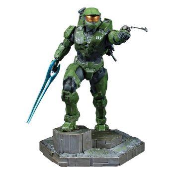 Halo Infinite statuette PVC Master Chief & Grappleshot 26 cm